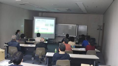 地域活動の健康講座