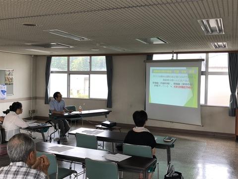 薬剤師講座 in岩松